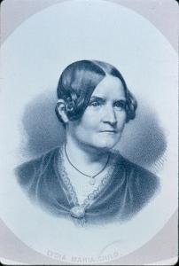 3. Lydia Maria Child, circa 1870.