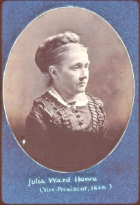 6. Julia Ward Howe, 1868. Courtesy, The Schlesinger Library, Radcliffe Institute, Harvard University.