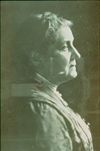 8. Jane Addams. Records of the Women's International League for Peace and Freedom. Courtesy, Swarthmore College Peace Collection.