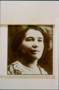 10. Emmeline Pethick-Lawrence. Women's Social and Political Union Collection. Courtesy, Museum of London.