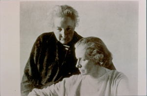 16. Lida Gustave Heymann and Anita Augsburg. Records of the Women's International League for Peace and Freedom. Courtesy, Swarthmore College Peace Collection.