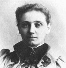 A young Jane Addams