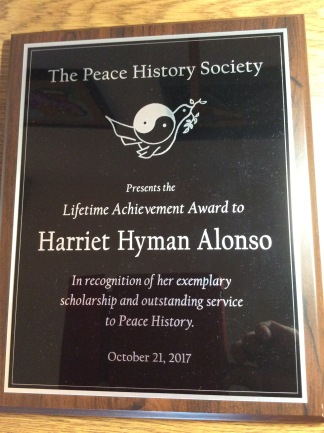 PHS award